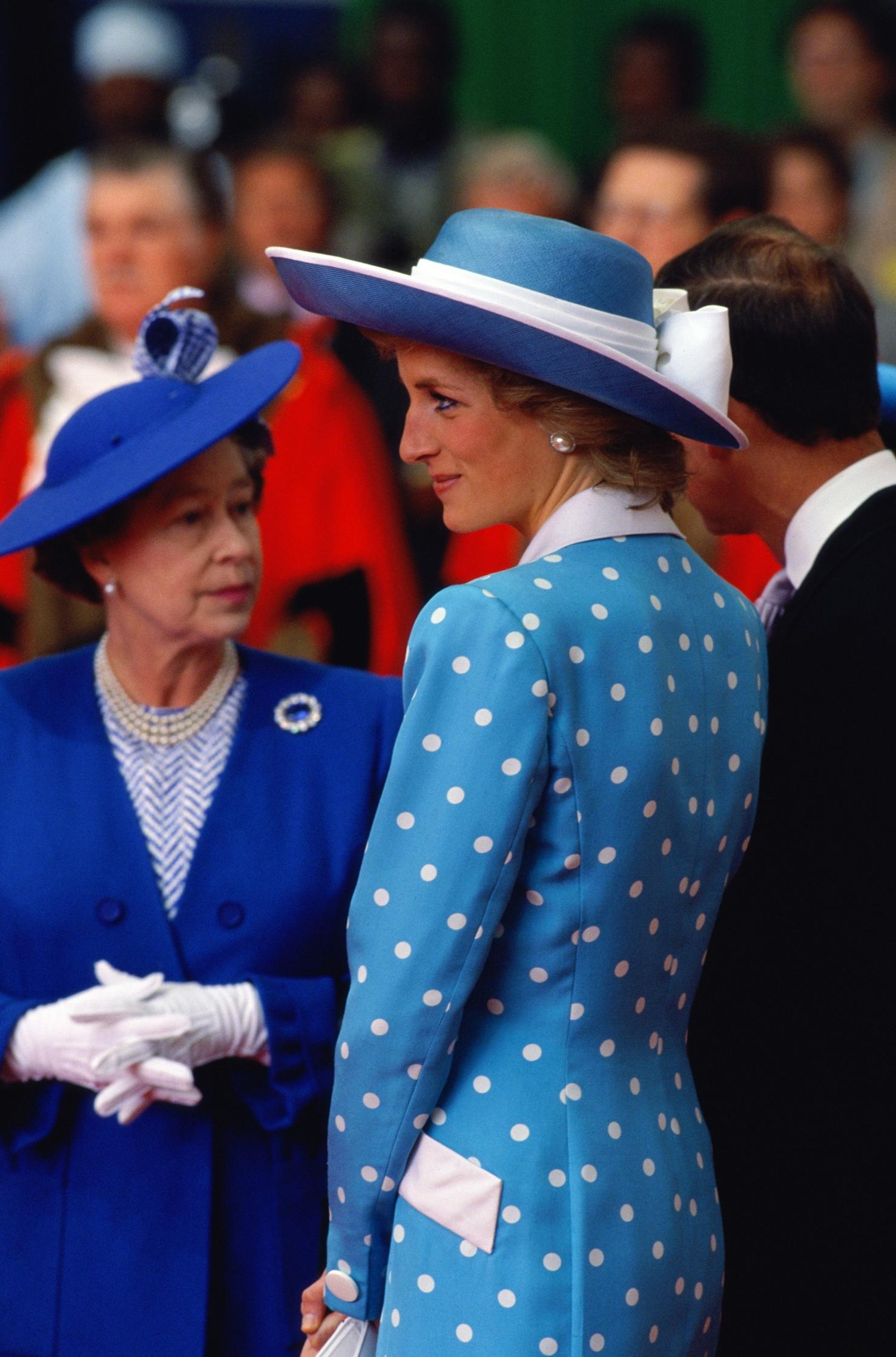 Regina Elisabeta a II-a, 1989