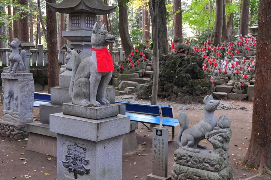 Templul Toyokawa Inari