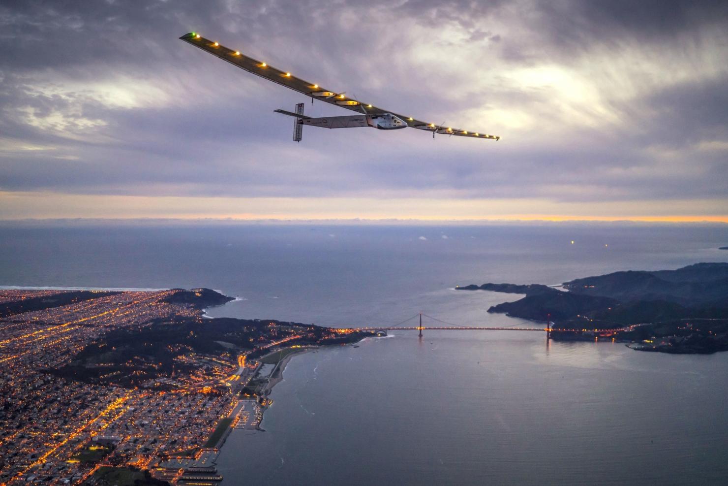Avionul 'Solar Impulse 2'