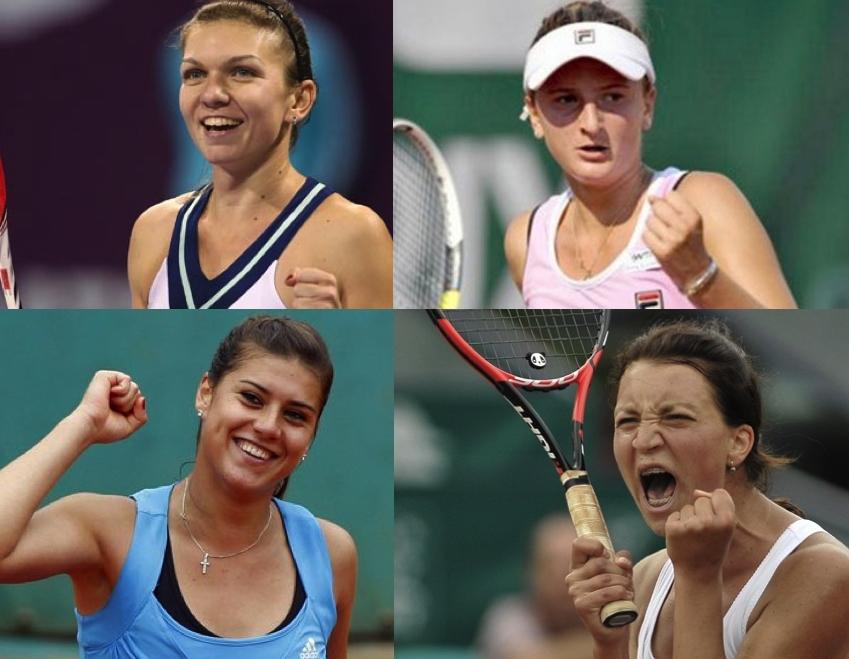 Simona, Irina, Sorana, Patricia.