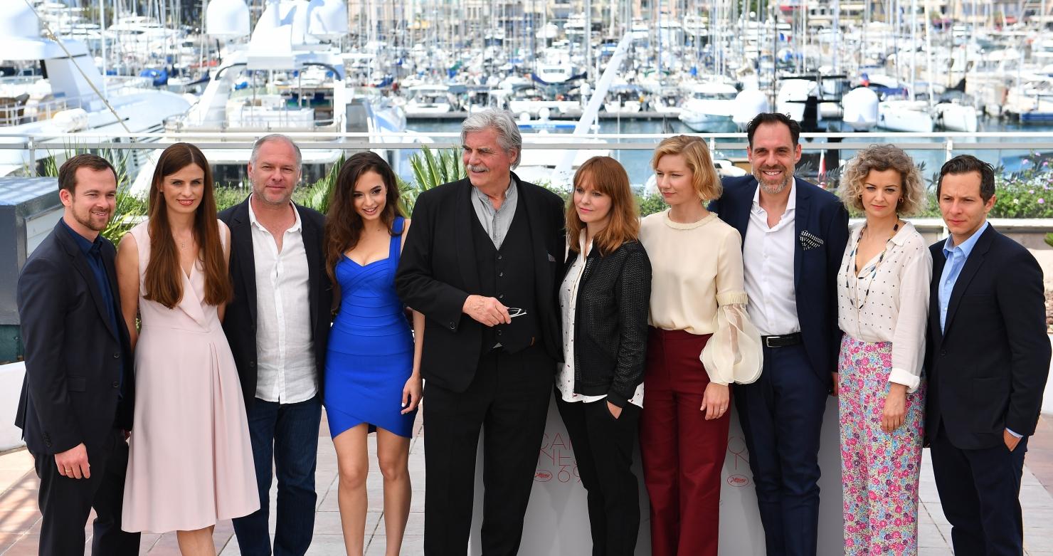 Români la Cannes