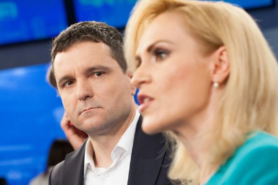 Nicușor Dan - Gabriela Vrânceanu Firea