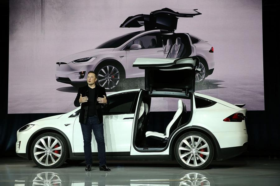 Elon Musk și Tesla