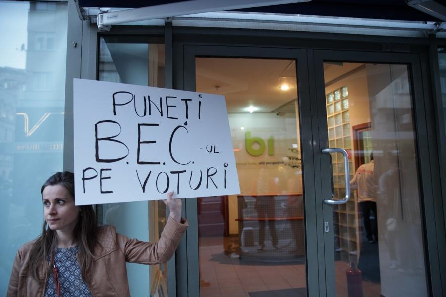 Protest BEC