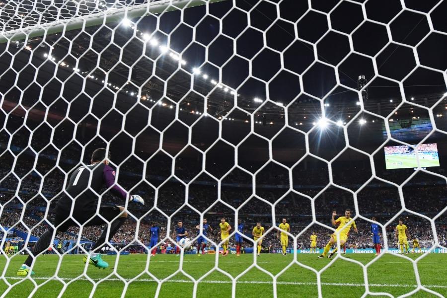 Franța-România 2-1