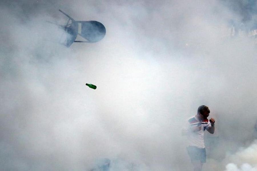 Bătăi la Marsilia - Euro 2016