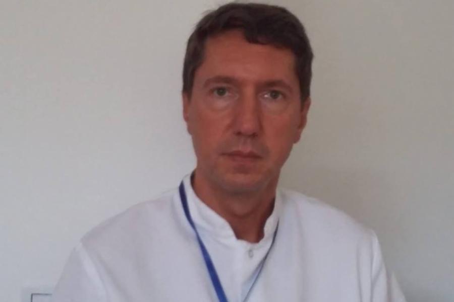 Liviu Muntean, director spital copii Brașov