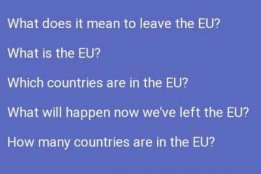 Google- Brexit