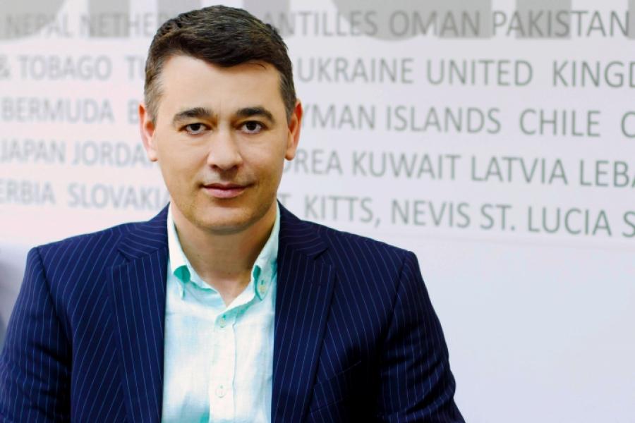 Ciprian Lăduncă, CFO Metropolitan Life România