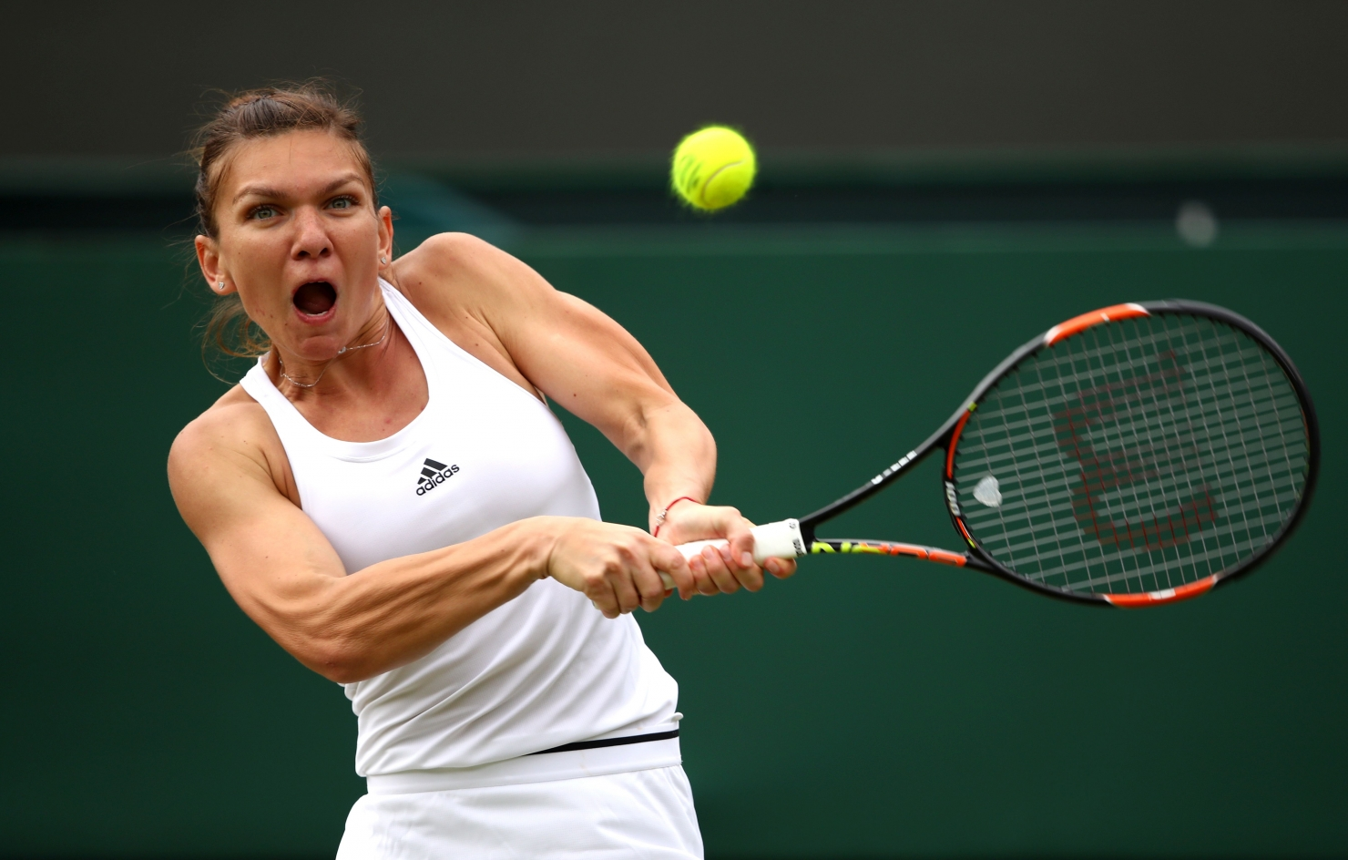 Halep vs Keys