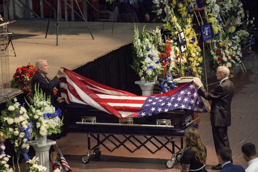 Funeralii SUA