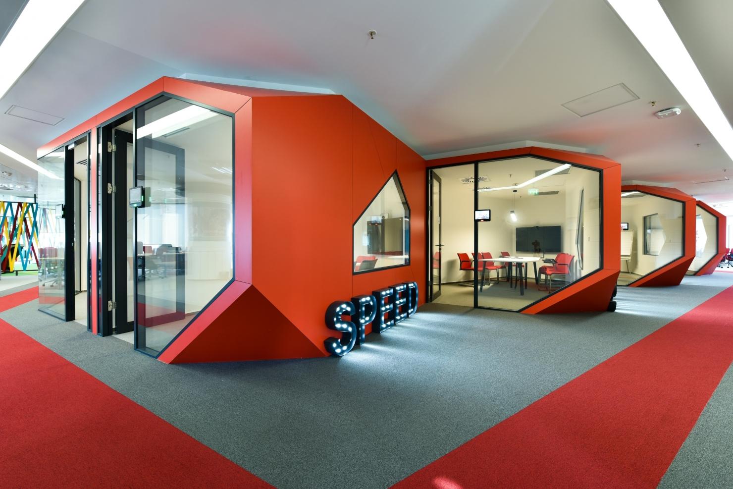 Noul sediu al Vodafone Romania