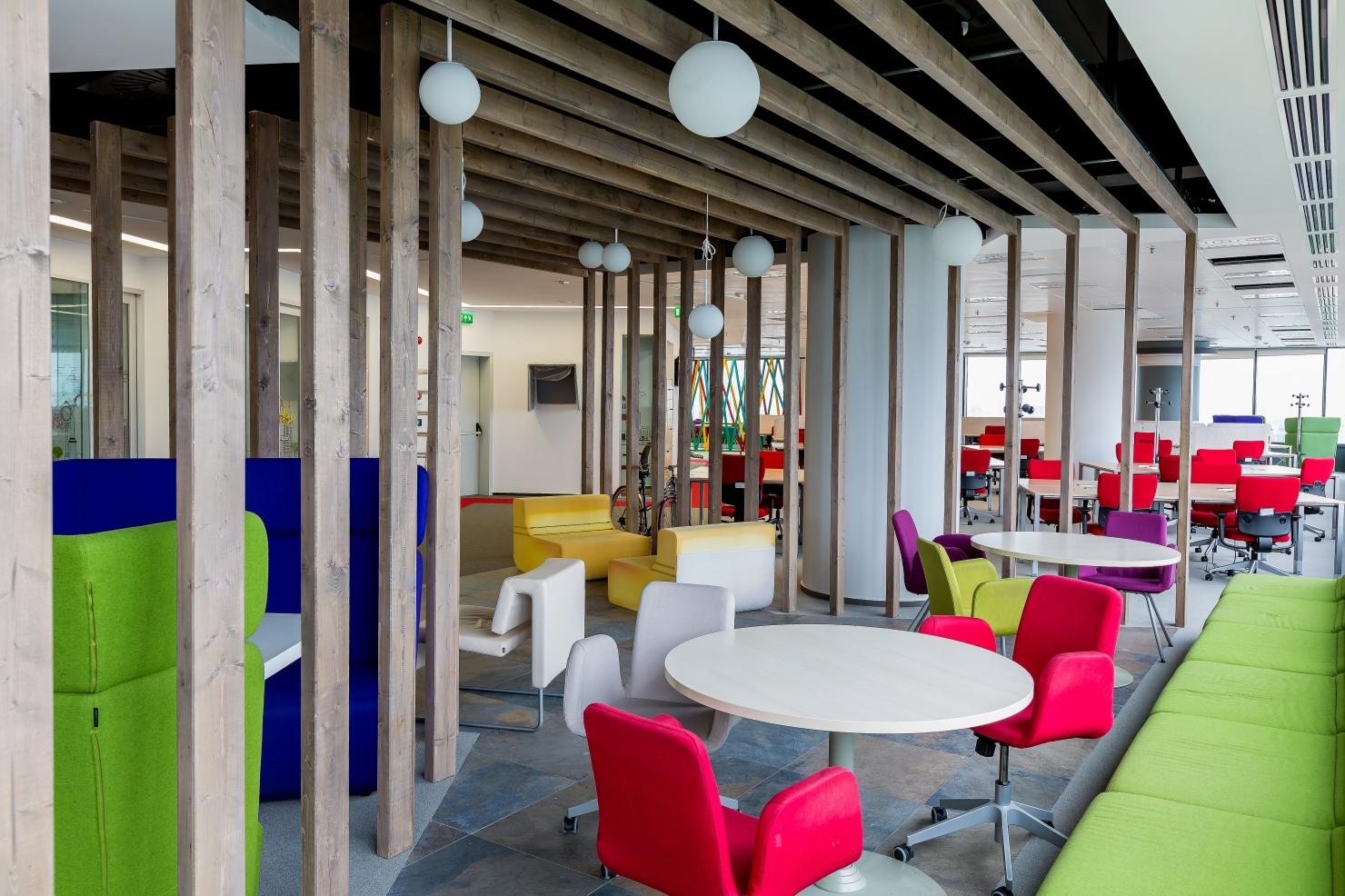 Nou sediu al Vodafone Romania