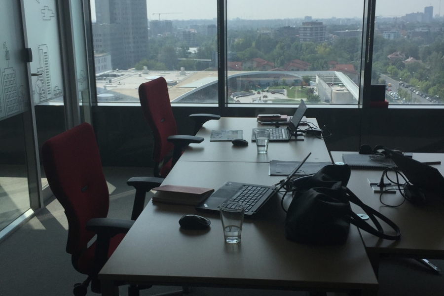 Biroul CEO Vodafone
