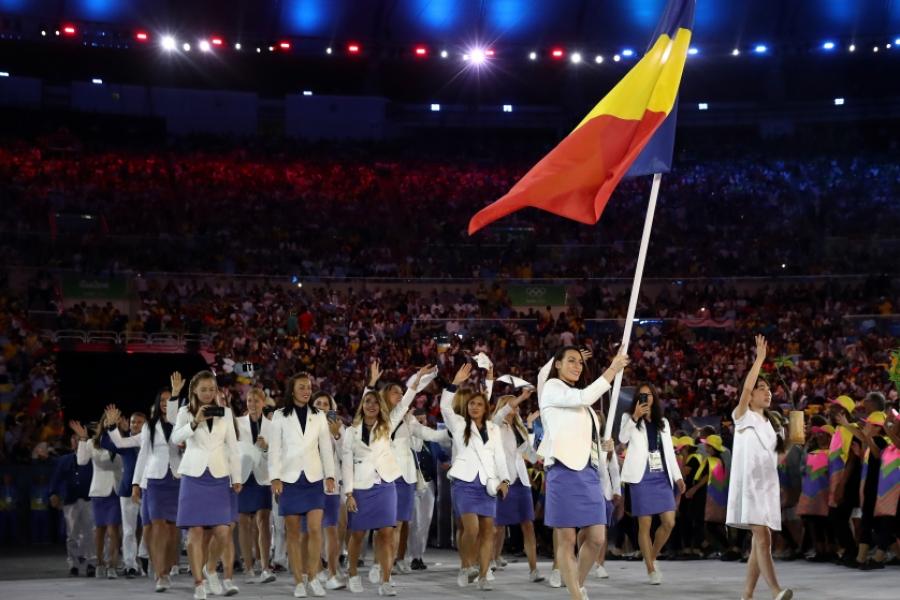 Delegația României la Jocurile Olimpice de la Rio