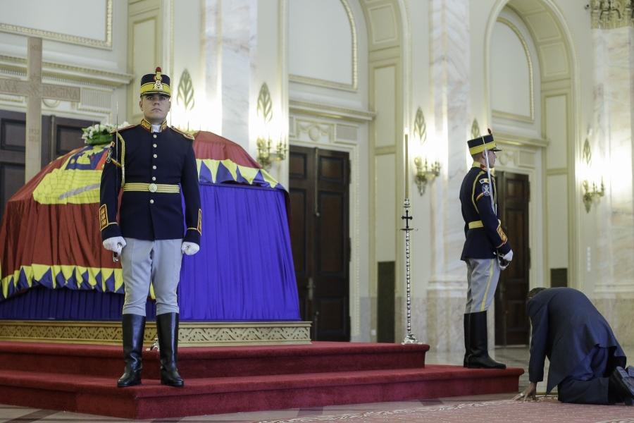Funeraliile Reginei Ana
