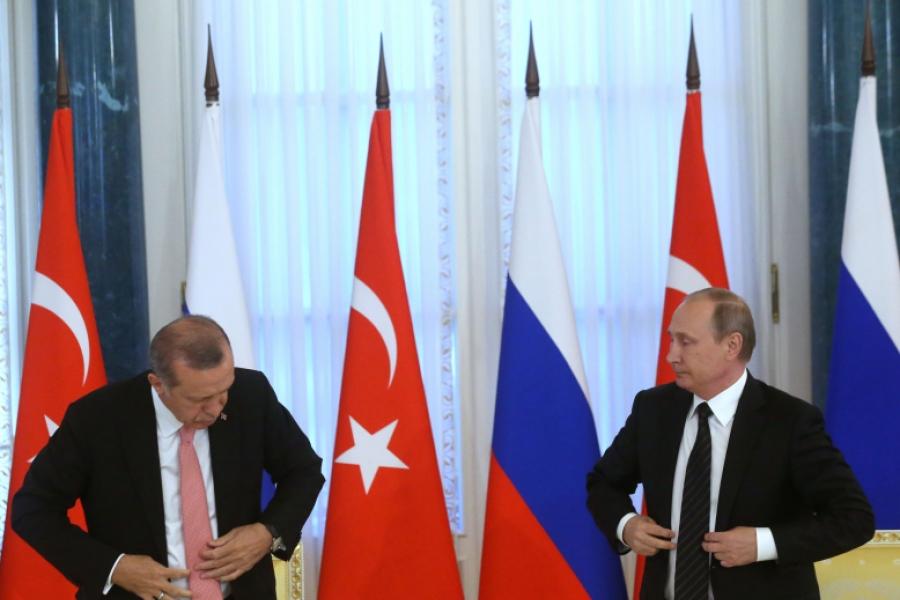Putin și Erdogan