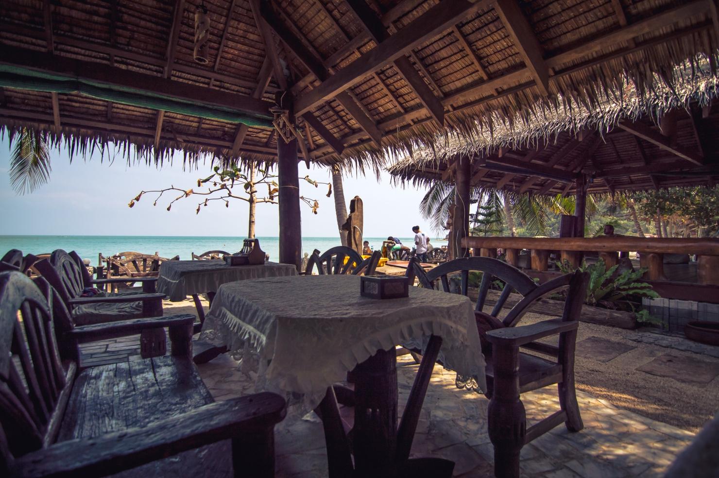 Thailanda, tavernă