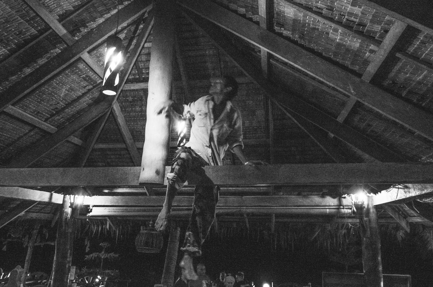 Angajat al unei taverne, Thailanda
