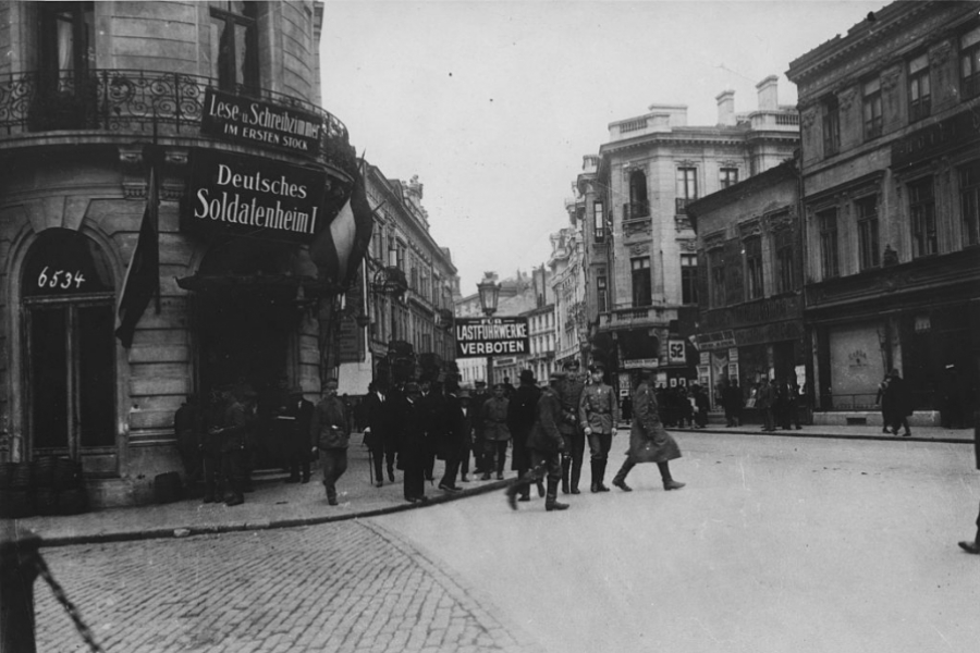 Ocupația germană