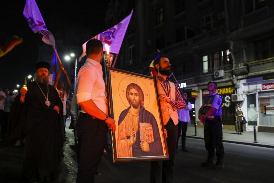 Marș ortodox
