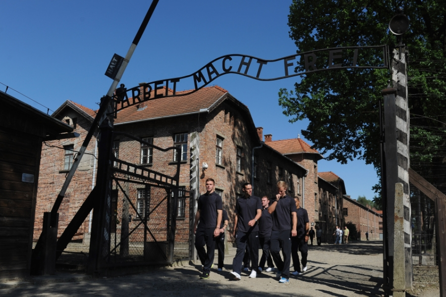 lagărul de la Auschwitz-Bikernau