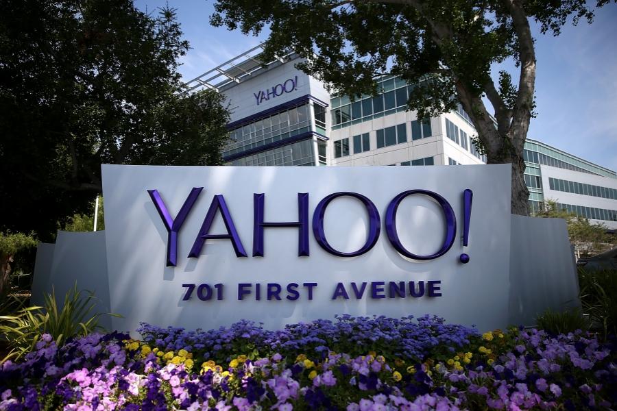 Yahoo, victima unui atac informatic masiv în 2014