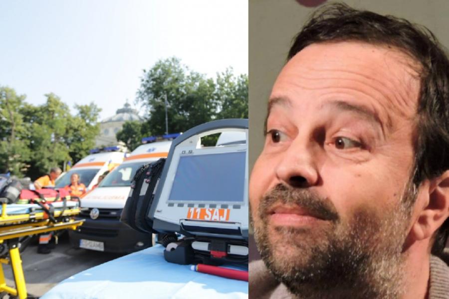 Ambulanță Gyuri Pascu