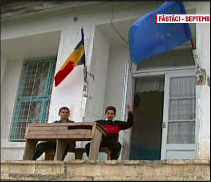 Școala din Fâstâci, județul Vaslui
