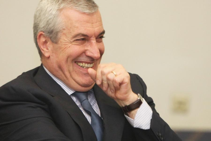 Călin Popescu Tăriceanu--