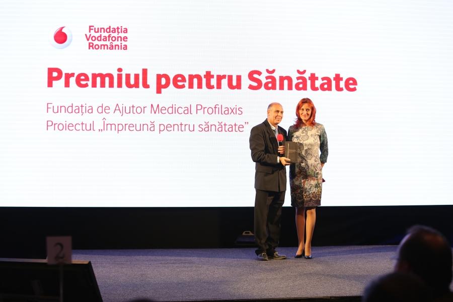 Gala Fundației Vodafone