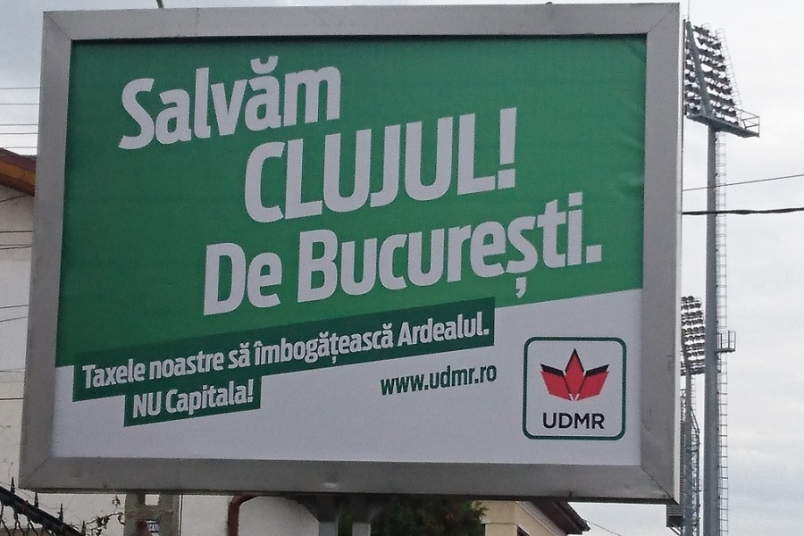 salvam Clujul