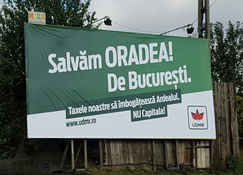 Salvam Oradea