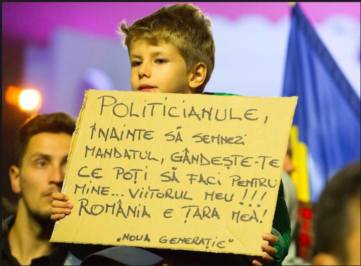 Proteste #Colectiv