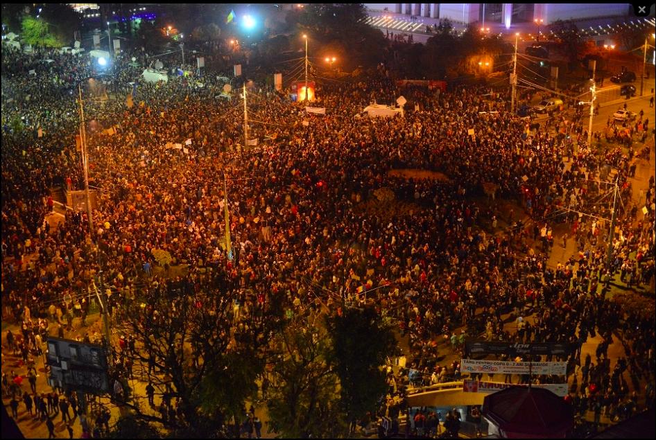 Proteste #Colectiv 2015 1