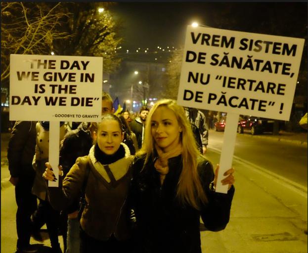 Proteste #Colectiv 2015 8