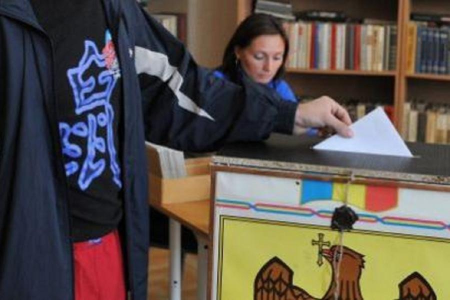 alegeri Republica Molodva