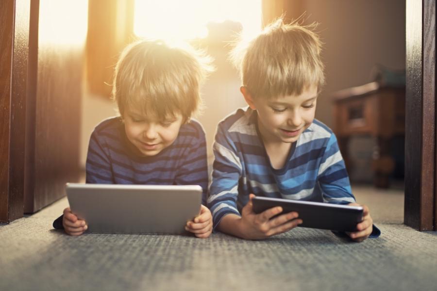 Copiii și tehnologia