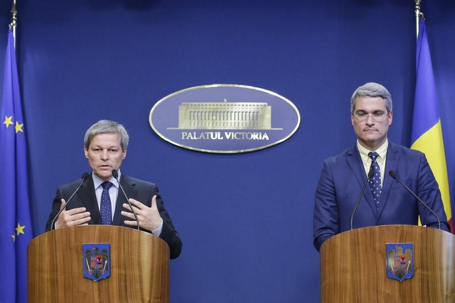 Cioloș - Pîslaru