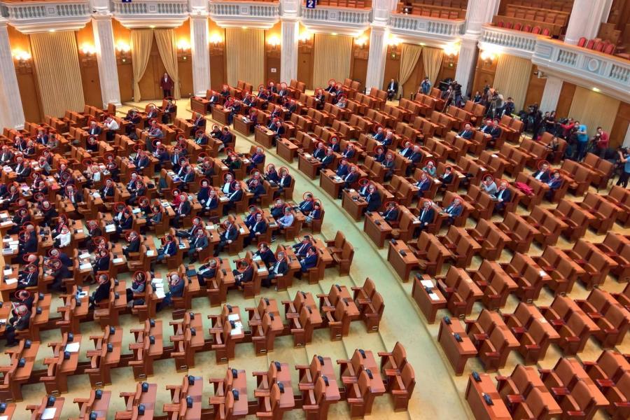 Vot pentru majorarea salariilor