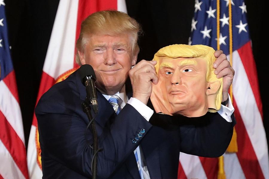 Donald Trump, candidat republican la Casa Albă