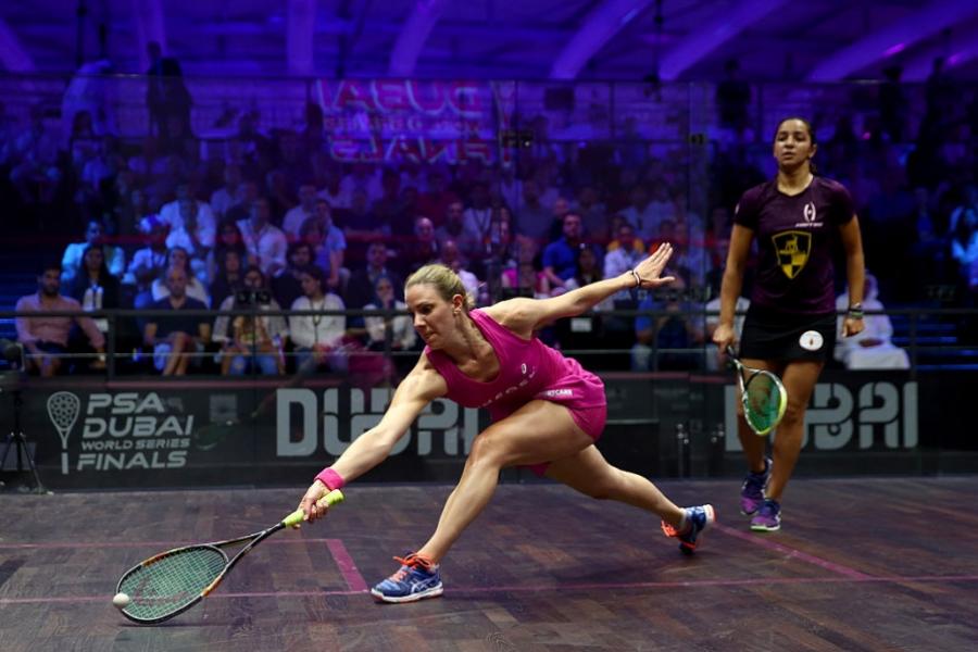 Squash- sportul celor mai bogați și școliți oameni din lume