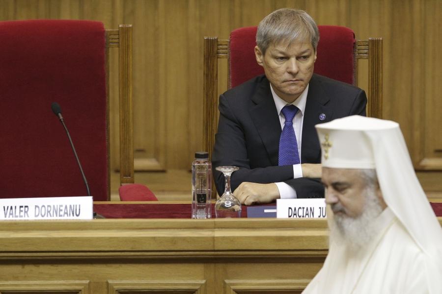 Dacian Cioloș și ÎPS Daniel