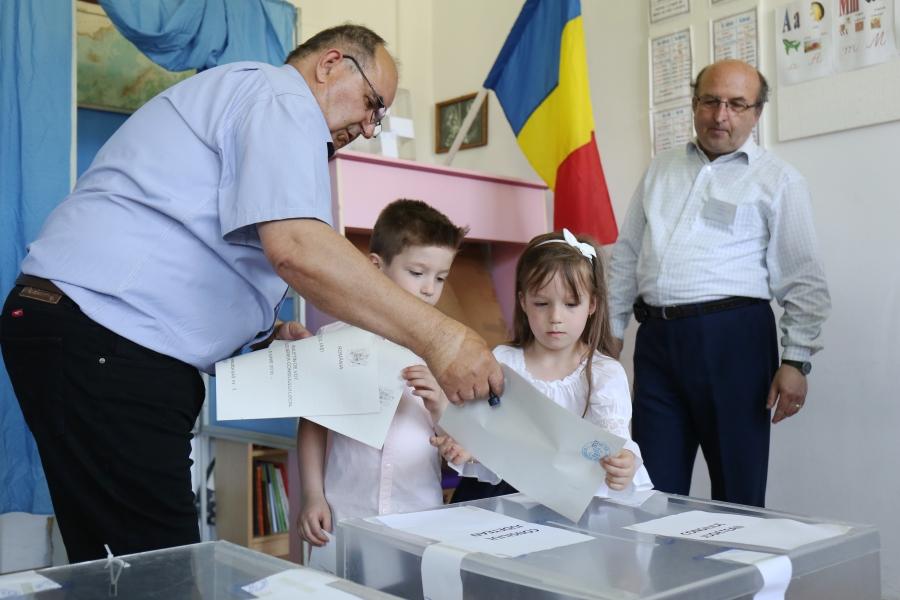 Bunic la alegeri