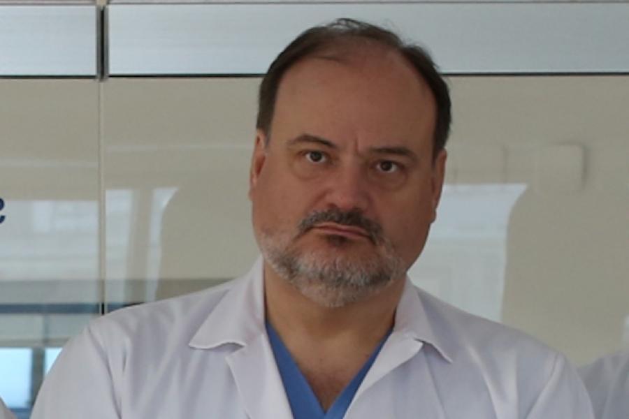 Conf. univ. dr. Horațiu Moldovan, Sanador