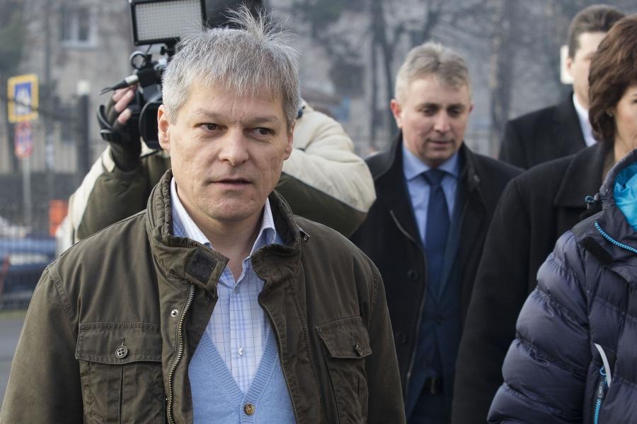 Dacian Cioloș Mesaj