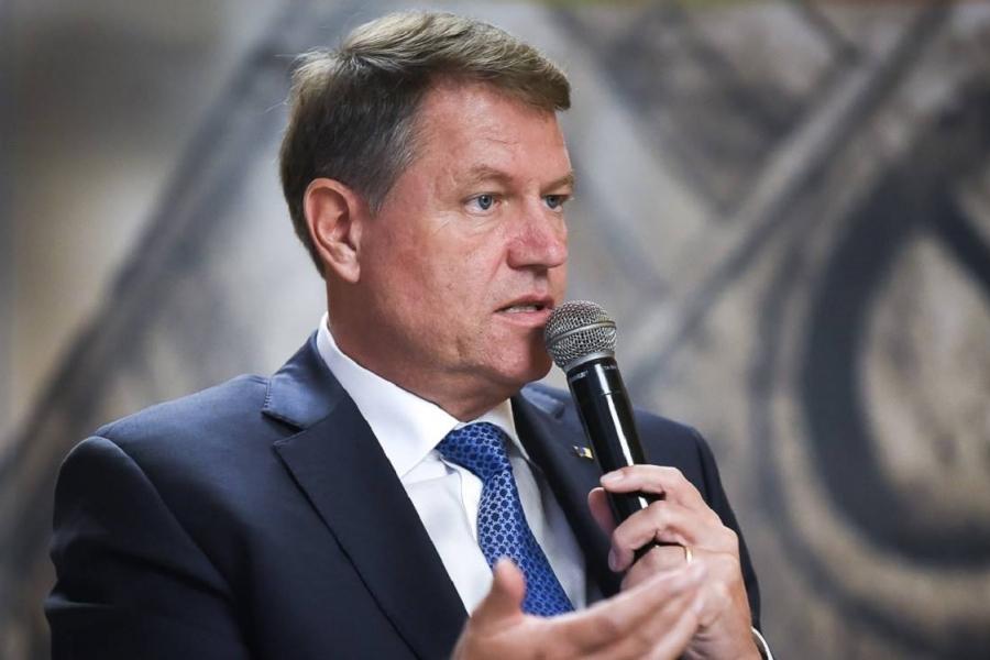 Klaus Iohannis 1