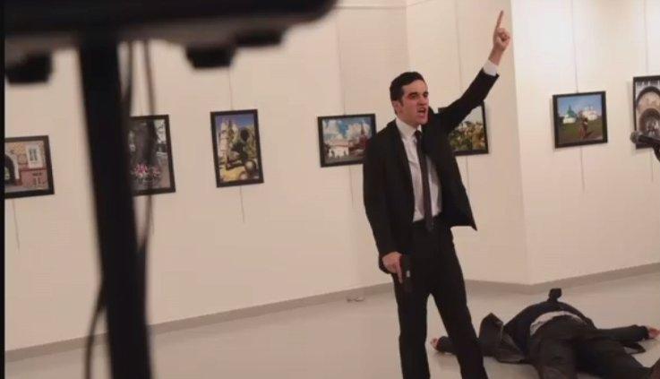 Atacatorul din Ankara
