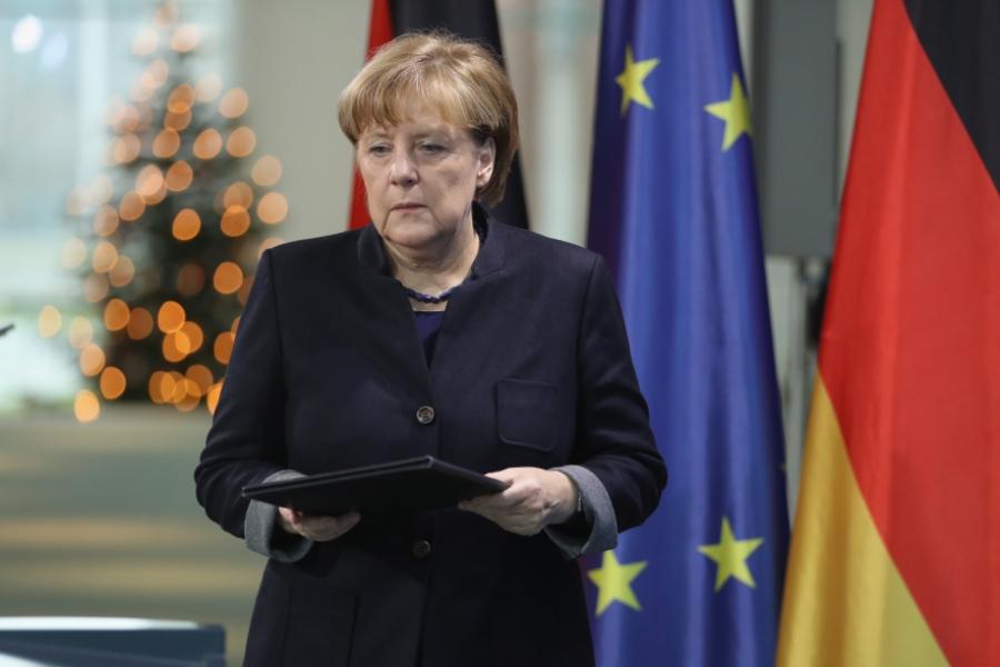 Angela Merkel după atacul de la Berlin