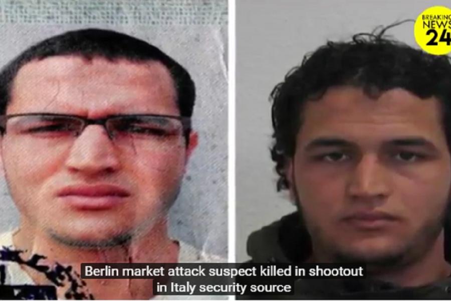 atacatorul din Berlin